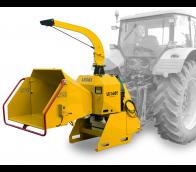 Высокопроизводительный щепорез - к трактору (540 об/мин) LS 160 T (540 об/мин)