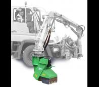 Фрезерный измельчитель пней с гидравлическим приводом для навески к строительным машинам FZ 500 H
