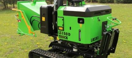 Измельчитель веток LS 150 D - Track