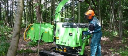 Измельчитель веток LS 150 DW - Track