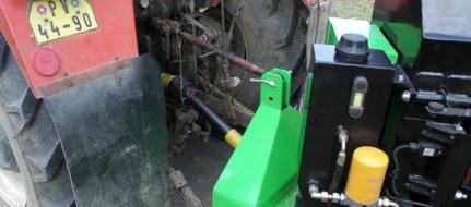 Измельчитель веток LS 150 T (540 об/мин)