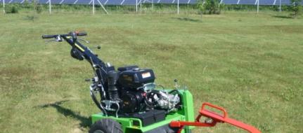 Траншеекопатель с гидроприводом и двигателем Kohler TR 60/14 HC