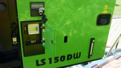 Измельчитель веток LS 150 DW
