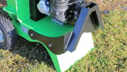 Садовый щепорез (измельчитель веток) навесной с двигателем Honda. LS 95/GX - навесной